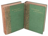 61 - Freshfield, D.W., The Exploration of the Caucasus, 1896, two volumes,