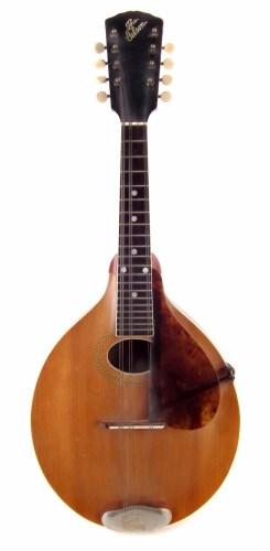 Lot 80-Gibson A style mandolin.