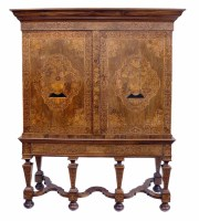 734 - Late 18th century side cabinet