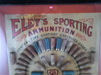 Image for Eley's sporting ammunition display.