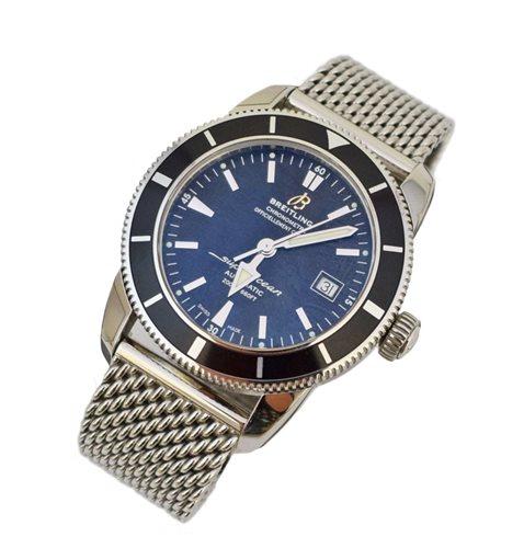 83 - Gent's Breitling Superocean Heritage 42 stainless steel gent's wristwatch