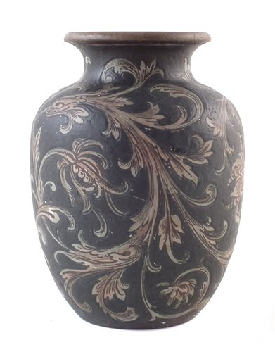 214 - Martin Brothers vase.