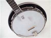 Lot 14-Deering John Hartford five string banjo