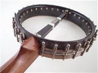 Lot 17-Cole's Eclipse five string banjo