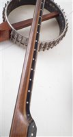 Lot 24-Slingerland tennor banjo and two other banjos