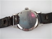 Image for Omega military wrist watch