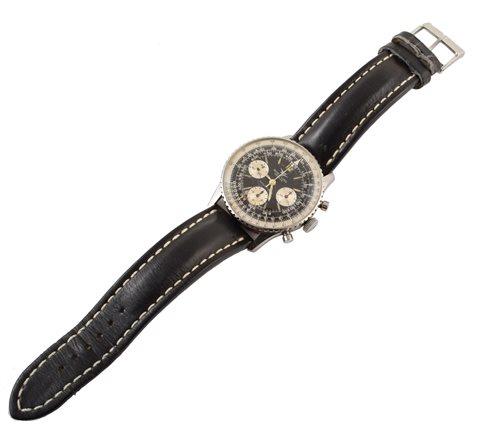 456 - Gent's Vintage 1960's Breitling Navitimer steel watch