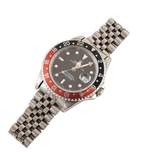 457 - Vintage 1993 Gent's Rolex Oyster Perpetual Date GMT Master II