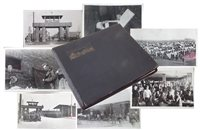 68 - WW2 German Prisoner of War Stalag IVB photograph album